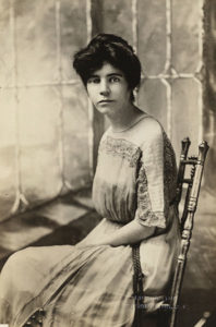 Alice Paul, Library of Congress, 1915