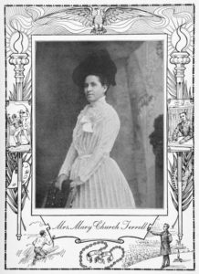 Mrs. Mary Church Terrell, 1902, New York Public Library Digital Collections