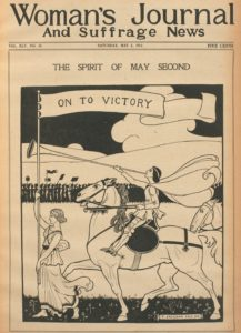 Cover, Woman's Journal, May 2, 1914