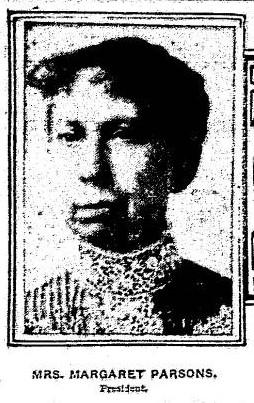 February 2,1908, Margaret Parsons, Grand Rapids Herald