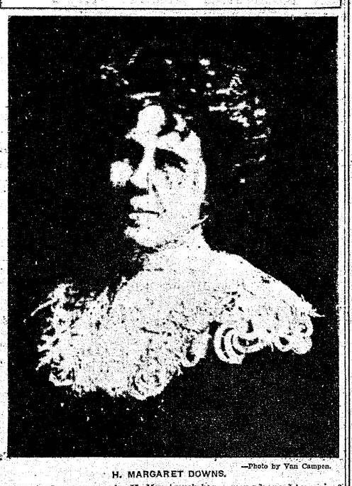 February 5, 1911, H. Margaret Downs, Grand Rapids Herald