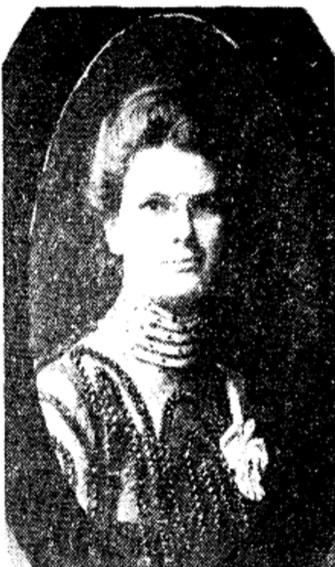Annette Richards, Grand Rapids Press