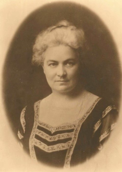 Cornelia Steketee Hulst, Grand Rapids Public Library