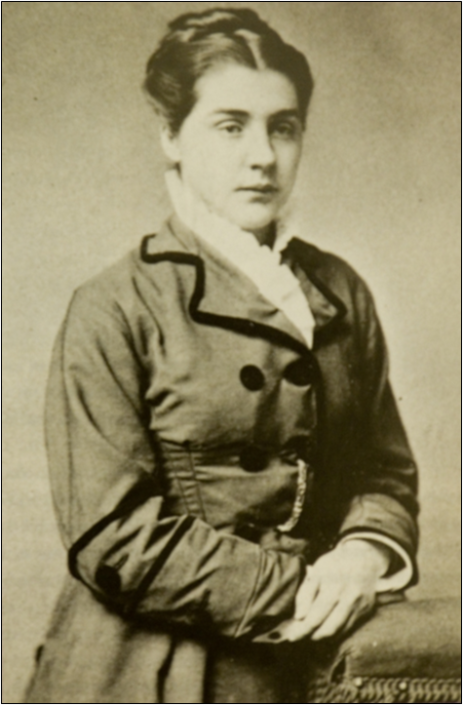 Elizabeth Eaglesfield, Bentley Historical Library, University of Michigan
