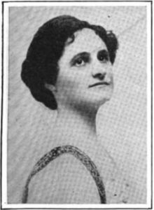 Eva McCall Hamilton in The Independent, October 23, 1920.
