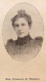 September 10, 1899, Photo of Frances Turner, Grand Rapids Herald