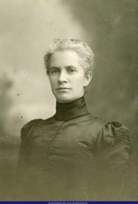 1898, Josephine Goss, Grand Rapids Public Library